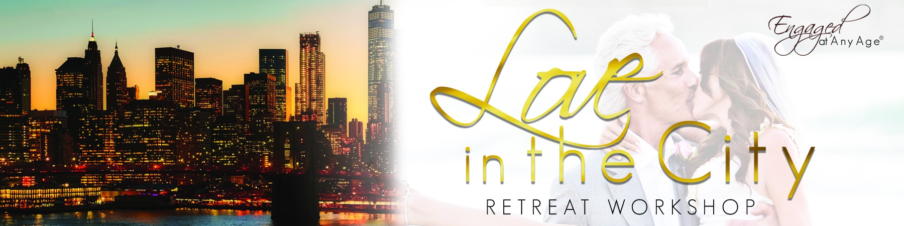 Love in the City Retreat Workshop hosted by Jaki Sabourin and Engaged At Any Age