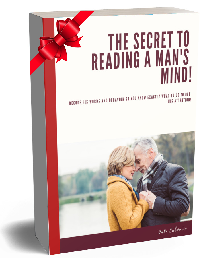 Secret to Reading a Man's Mind ebook by Jaki Sabourin